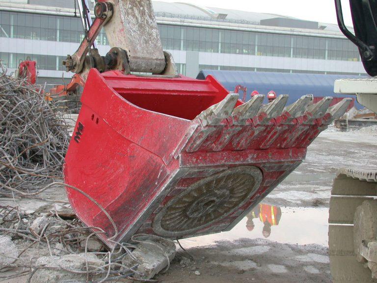 Special / Misc. Excavator Buckets